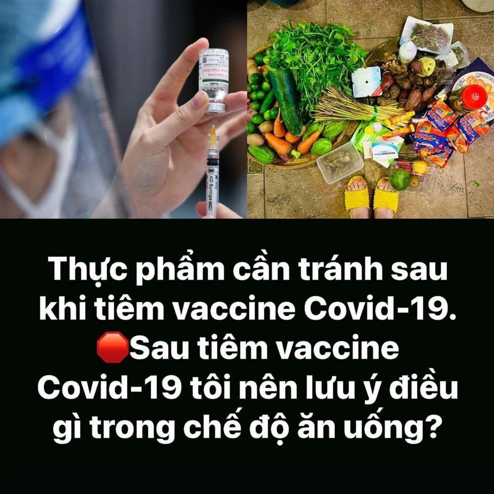 5 Điều Cần Lưu Ý Sau Khi Tiêm Vaccine Covid-19