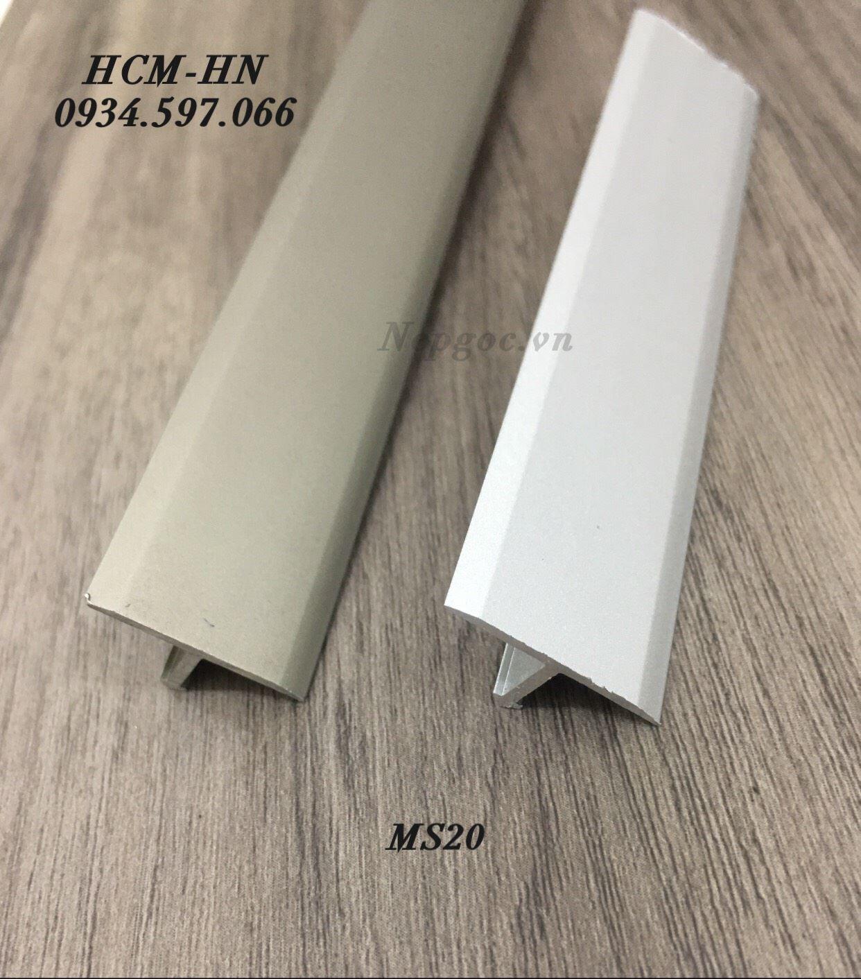 Nẹp trang trí MS20