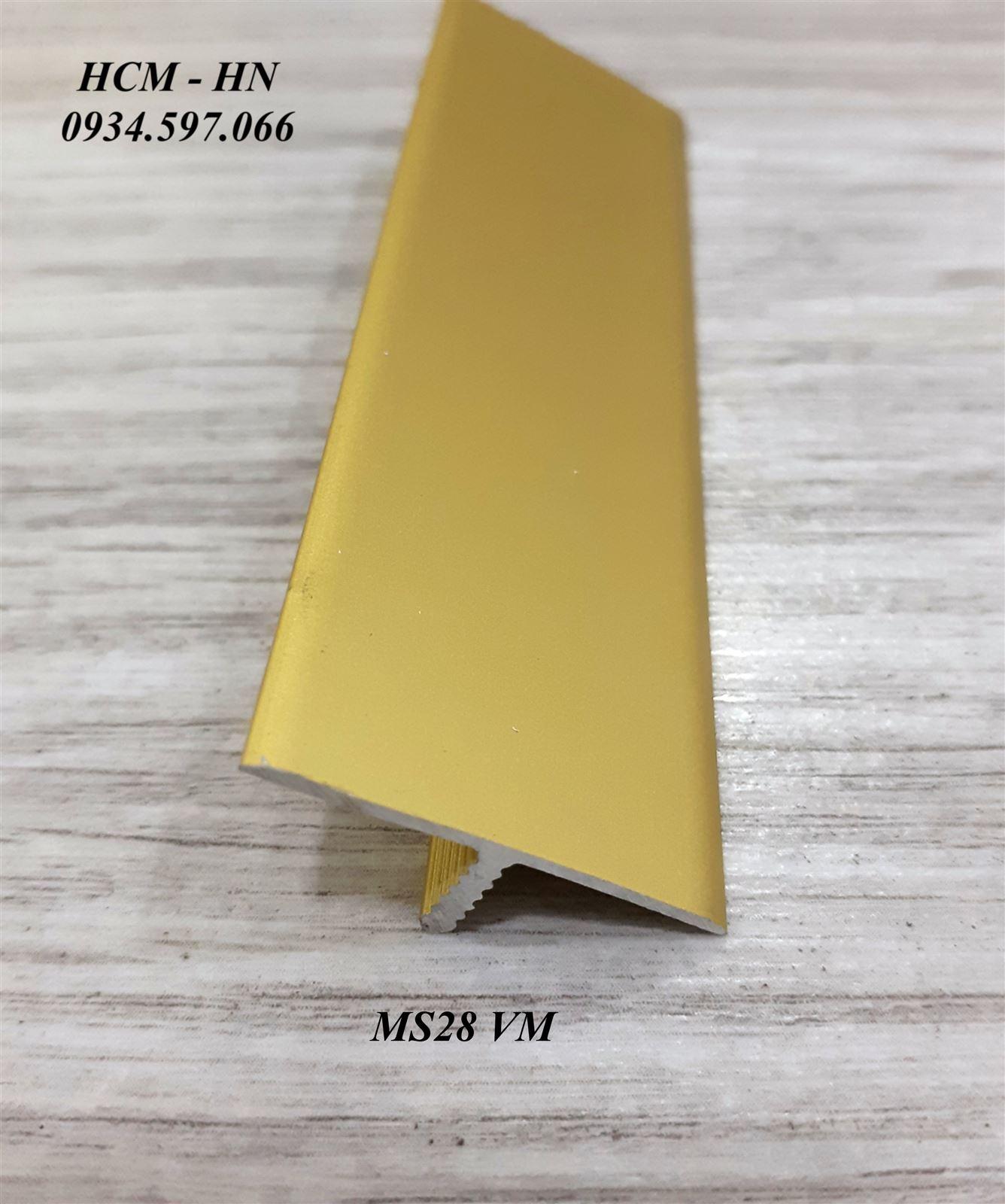 Nẹp nối sàn MS28