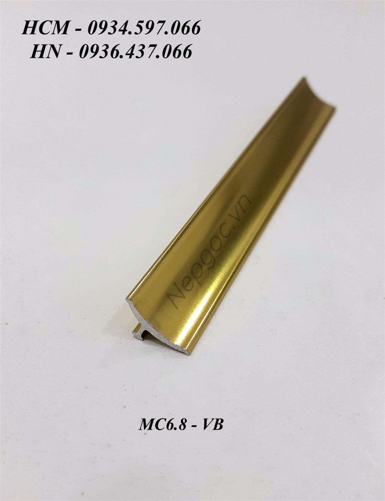 Nẹp góc trong MC6.8