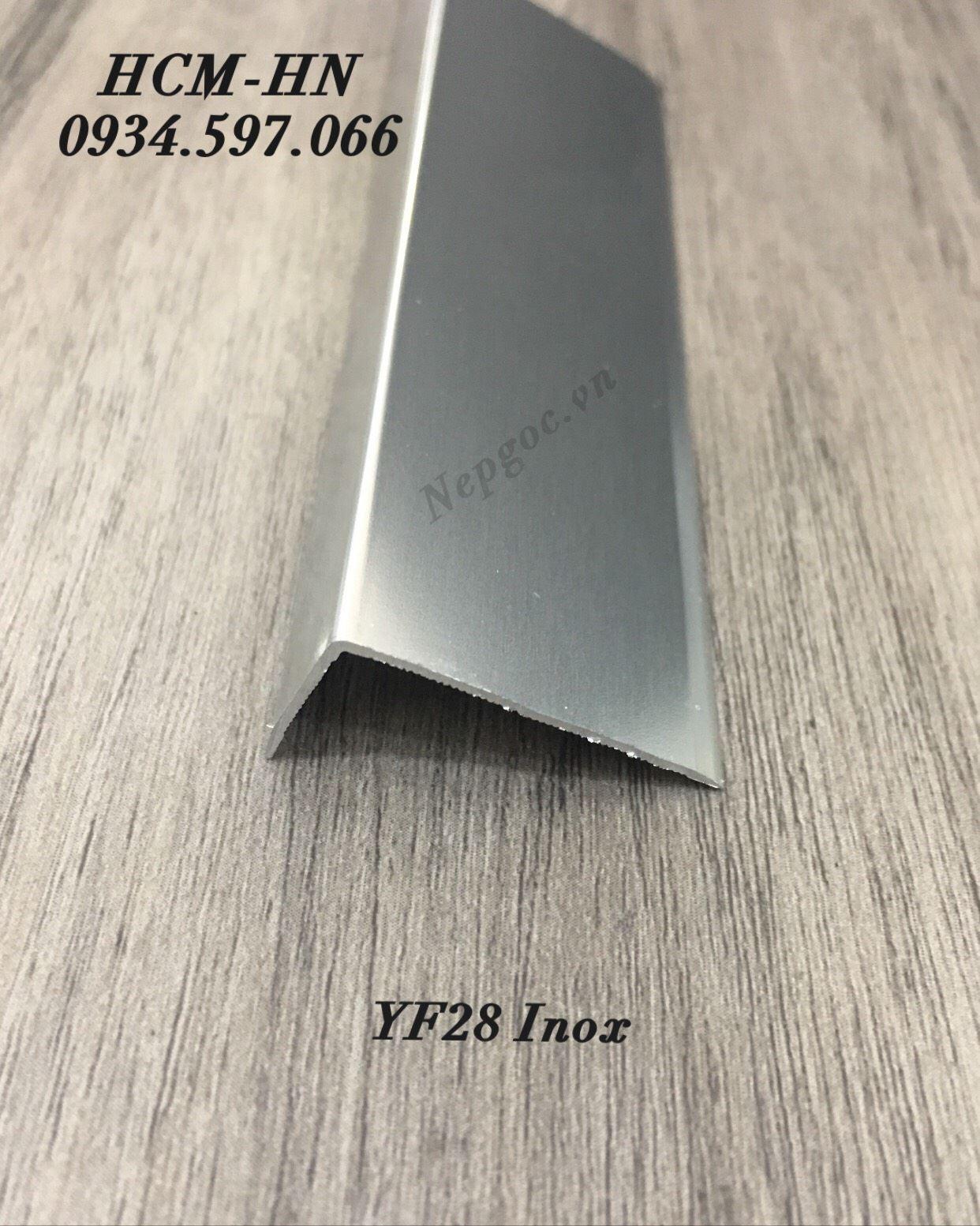 Nẹp nhôm YF28