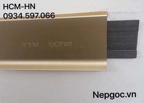 Nẹp len chân tường DCP60